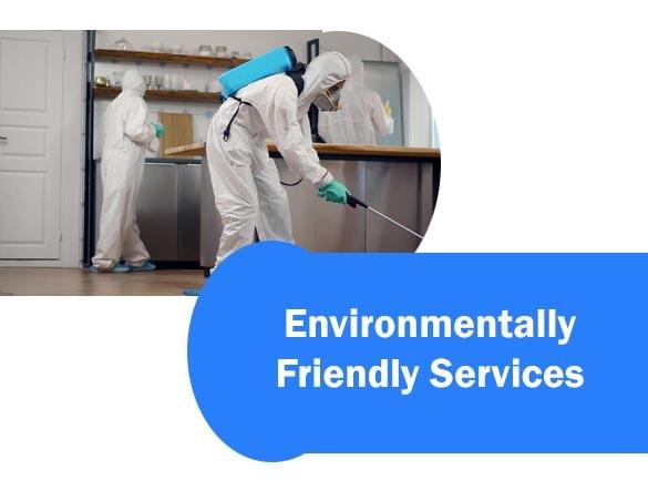 Environmentally-Friendly Service